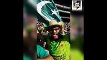 Pakistani fans singing Dil Dil Pakistan at MCG