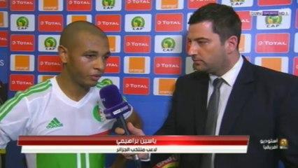 Algérie 2-2 Zimbabwe – Declarations de Leekens, Bensebaini, et Brahimi