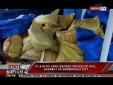 SONA: P1.8 M ng saku-sakong smuggled rice, nasabat sa Zamboanga City