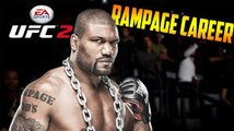 Rampage Jackson is on a rampage!!