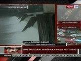 QRT: Bustos Dam sa Bulacan, nagpakawala ng tubig