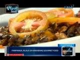 Saksi: Midnight Snack: Bisteg, palakang bukid, camaru at iba pang exotic food ng Pampanga