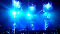 Muse - Exogenesis: Overture, Uniondale Nassau Coliseum, 10/23/2010