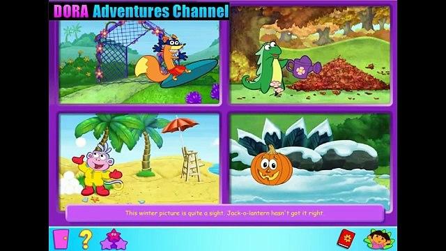 Dora the Explorer Silly Seasons