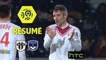 Angers SCO - Girondins de Bordeaux (1-1)  - Résumé - (SCO-GdB) / 2016-17