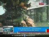 BP: 6 na b arangay sa Pinagmungajan, Cebu, nakaranas ng pag-ulan ng yelo