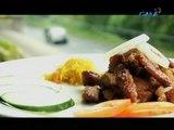 Saksi: Midnight Snack: Tapang Taal, gawa sa karne ng baboy sa halip na baka