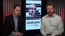 """IR Interview: Giovanni Ribisi & Bryan Cranston For """"Sneaky Pete"""" [Amazon]"""
