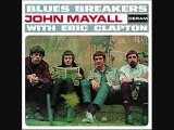 Eric Clapton - John Mayall Bluesbreakers All Your Love [cover]