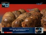 Saksi: Midnight Snack: Iba't ibang bersyon ng longganisa