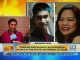UH: Naarestong suspek sa pagpatay sa kanyang mag-ina, nasa Parañaque City Hall na