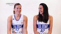 Vide ton sac - Gaëlle Skrela et Sarah Michel (Lattes Montpellier)