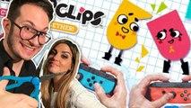 Nintendo Switch : Nous avons joué à Snipperclips, voici nos impressions enjouées !