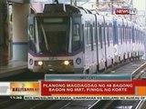 BT: Biyahe ng LRT mula Baclaran hanggang Bacoor, Cavite, inaasahan sa 2017
