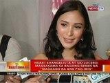 """BT: Heart Evangelista at Sid Lucero, magsasama sa bagong series na 'Magkano Ba Ang Pag-ibig"""""""