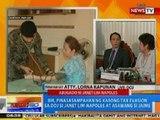 NTG: Panayam kay Atty. Kapunan kaugnay sa kasong tax evasion na isasampa vs Janet at Jaime Napoles