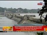 BT: Mga rubber gate ng Bustos Dam, pinangangambahang mawasak dahil sa kalumaan