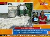 NTG: Rubber gates ng Bustos Dam, nanganganib bumigay dahil sa kalumaan