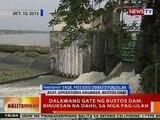 BT: 2 gate ng Bustos Dam, binuksan na dahil sa mga pag-ulan