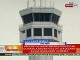BT: Preventive maintenance procedure sa Manila Radar Facility, isasawaga bukas hanggang Huwebes