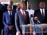 Réaction de Mamadou Koulibaly, après la rencontre de la CNC avec  ministre Hamed Bakayoko,