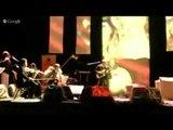 Abidjan Jazz by BICICI: le batteur et percussionniste,  Paco Sery en live