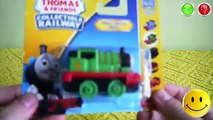 Thomas & Friends Collectible Railway Trains Thomas & Percys Raceway VIDEO FOR CHILDREN