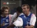 10.09.1996 - 1996-1997 UEFA Cup 1st Round 1st Leg Montpellier HSC 1-1 Sporting Lisbon