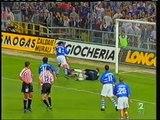 16.09.1997 - 1997-1998 UEFA Cup 1st Round 1st Leg UC Sampdoria 1-2 Athletic Bilbao