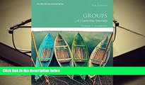 PDF Groups: A Counseling Specialty (7th Edition) Pre Order