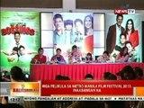 BT: Mga pelikula sa Metro Manila Film Fest 2013, inaabangan na