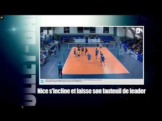 2015 12 11 Résumé Match Nice-Plessis (Azur TV Nice)