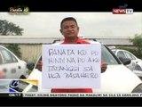 NTG: Dating isnaberong taxi driver, nangakong 'di na tatanggi sa mga pasahero
