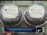 Saksi: Generation charge ng Meralco, balik sa dating rate bunsod ng TRO ng Korte Suprema