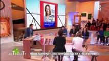 Actuality : Isabelle Saporta perd ses nerfs face à Maud Fontenoy