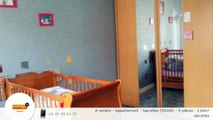 A vendre - Appartement - Sarcelles (95200) - 5 pièces - 110m²