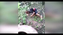 Fail Compilation #27. The best Fails from January. Cycle fall. Bike Fall. Truck Fails