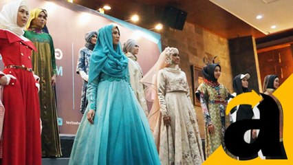 Session 1 Muslim Fashion Festival 2016