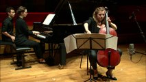 Gabriel Fauré : Elégie en ut mineur op. 24 par le duo Adama