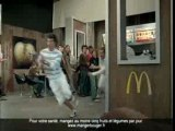 Publicité McDonalds (touche Argentine) TBWA