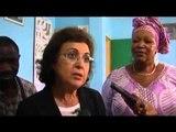 RTI1 / Société - la ministre marocaine de l'artisanat s'imprègne du genie des artisans ivoiriens