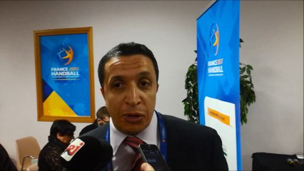 L'interview minute de Belkhir BELHADDAD (groupe FeM)