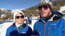 Hautes-Alpes : 1400 étudiants réunis aux Orres pour fêter l'inter-semestre