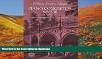 FREE [PDF] DOWNLOAD Piano Concertos Nos. 7-10 in Full Score: With Mozart s Cadenzas (Dover Music