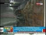 BP: Mahigit P500-M halaga ng mga piniratang produkto, kinumpiska ng BOC sa Parañaque City