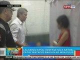 BP: Lalaki sa Cavite na nang-hostage ng bata, patay matapos barilin ng mga rumespondeng pulis