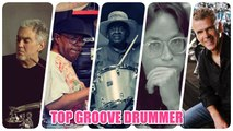 Top 10 Best Groove Drummer - Every Drummer Should Know and Learn