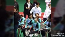[ Fancam ] 170116 EXO Chanyeol Suho Sehun,Red Velvet & Twice ISAC 2017