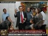 Sen. Enrile, dati pa itinangging may relasyon sila ni Atty. Gigi Reyes o may kinalaman sa PDAF scam