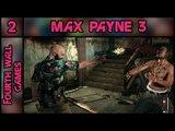 Max Payne 3 - Part 2: In Da Club - PC Gameplay Walkthrough - 1080p 60fps